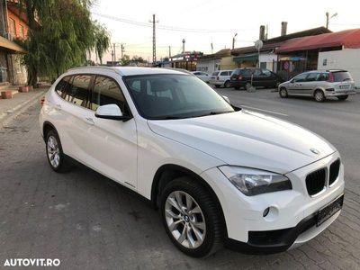 second-hand BMW X1 2.0 TDi 143 Cp 2013/11 Tractiune 4x4 Euro 5
