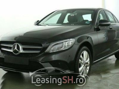 second-hand Mercedes C200 din 2018