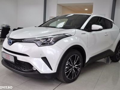 second-hand Toyota C-HR Hybrid, LED, Tapiterie piele, TVAdeductibil