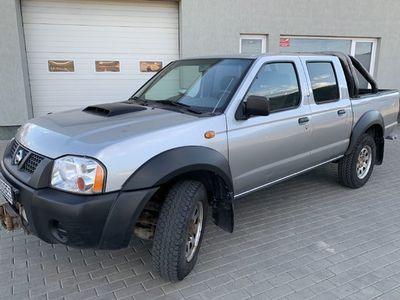 used Nissan Navara d22 a.f2008