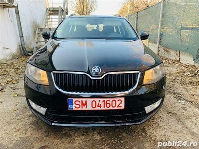 second-hand Skoda Octavia 3
