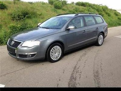 used VW Passat 2,0 tdi an 2007 4 motion Euro4