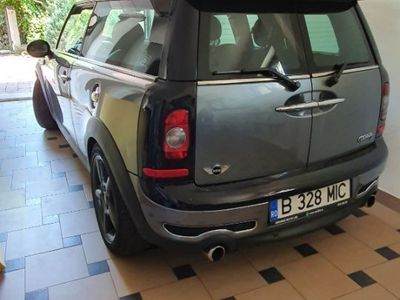 second-hand Mini Clubman