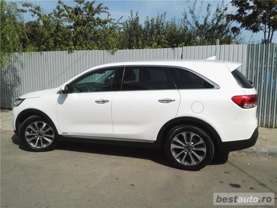 second-hand Kia Sorento SUV Full Options