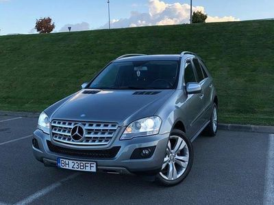 second-hand Mercedes ML350 CDI 4MATIC
