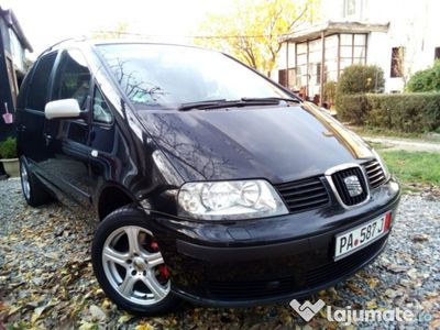second-hand Seat Alhambra 1.9 D 2003 import Germania