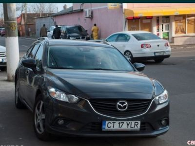 second-hand Mazda 6 2013 automata inmatriculata