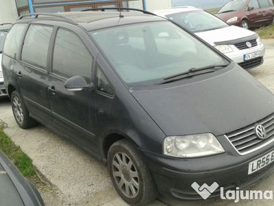 second-hand VW Sharan tdi