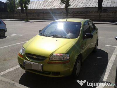 second-hand Chevrolet Kalos 2004, stare buna, proprietar, negociabil