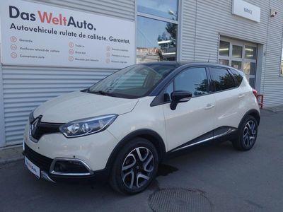second-hand Renault Captur Dynamique dCi 90 EDC