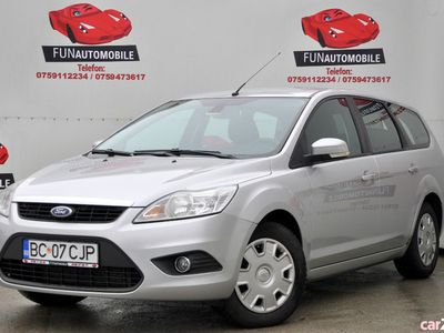 second-hand Ford Focus 1.6 TDCi 110CP 2009/10 EURO 5