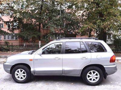 second-hand Hyundai Santa Fe 115000 km
