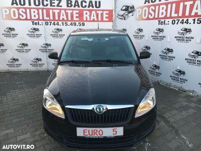 second-hand Skoda Fabia 2012-EURO 5-Benzina 1.2-Posibilitate RATE-