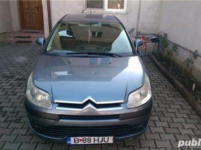 second-hand Citroën C4 1.6 benzina, unic proprietar, bine intretinuta