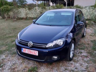 second-hand VW Golf style 6, 1.2 benzina euro 5
