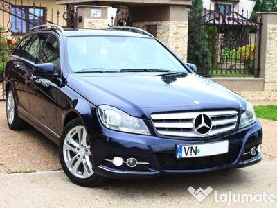 brugt Mercedes C200 Avantgarde, 2013, 2.2CDi 136 CP E5, automat