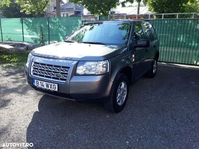 used Land Rover Freelander 2.2 TD4/150CP, SUV 4x4, rate/credit