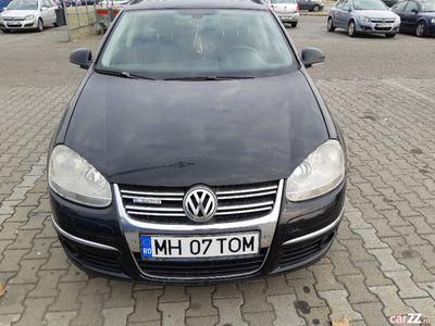 second-hand VW Golf V 1,9 TDI an 2009