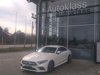 second-hand Mercedes CLS350 Coupe
