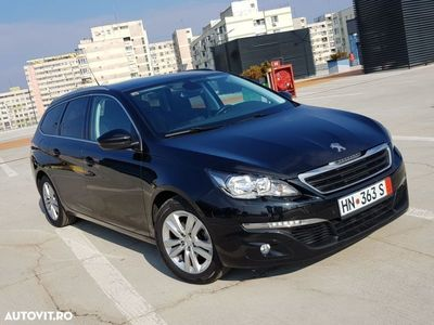 second-hand Peugeot 308