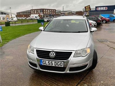 second-hand VW Passat 1.9TDI