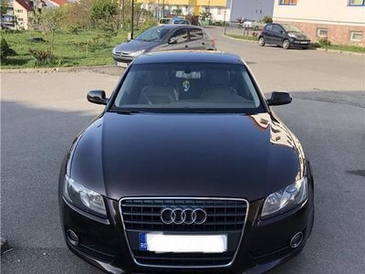 second-hand Audi A5 berlina cu hayon