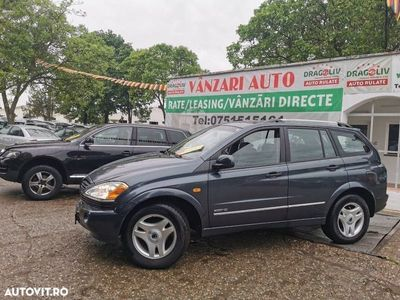 second-hand Ssangyong Kyron diesel 2.0 Xdi-rate