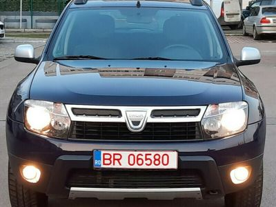 second-hand Dacia Duster 4x4 2012 Euro 5