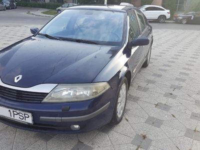 second-hand Renault Laguna diesel piele full