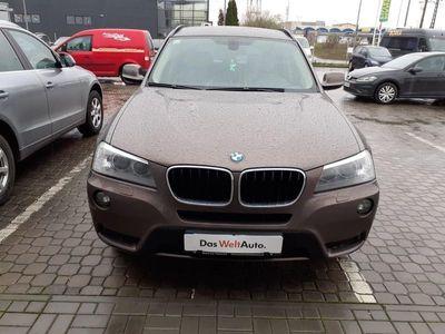 second-hand BMW X3 xDrive20d Aut.