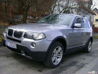 second-hand BMW X3 xdrive,4x4,177 cp,automata,stare impecabila