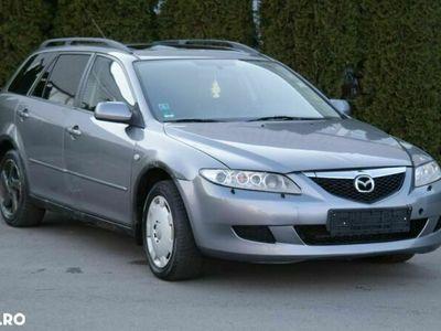 second-hand Mazda 6 - an 2005, 2.0 (Diesel)