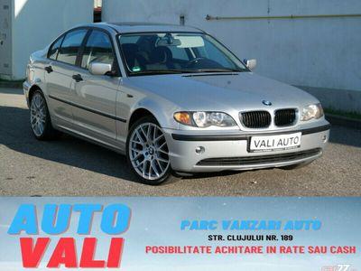 second-hand BMW 316 E46 i EURO 4 - an 2004, 1.8 (Benzina)