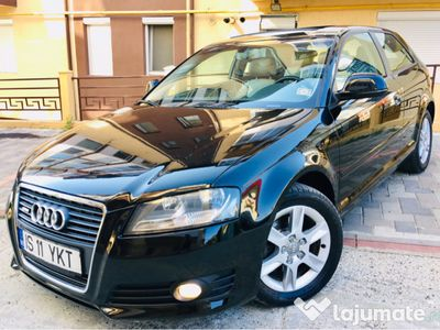 second-hand Audi A3 2009 Facelift 2.0 TDI 140 CP Automat Impecabil