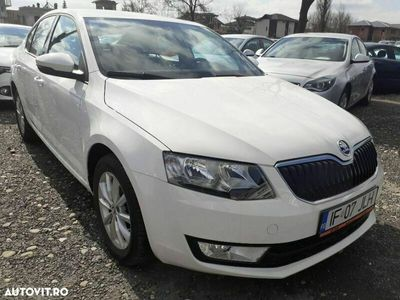 second-hand Skoda Octavia 1.4