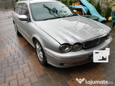 second-hand Jaguar X-type 2.5