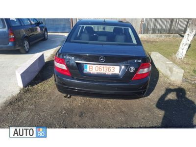 second-hand Mercedes C200 2143