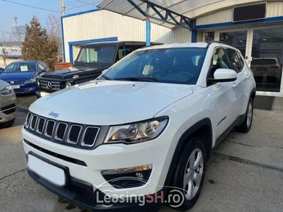 second-hand Jeep Compass din 2018