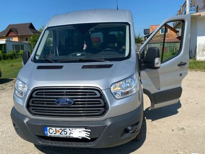 second-hand Ford Transit model Trend V363, L3H2 2.0TDCi 130CP, Euro 6.