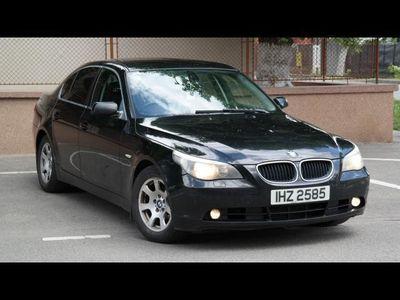 second-hand BMW 525 E60 d - an 2004, 2.5d (Diesel)