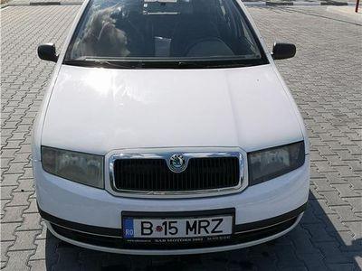 second-hand Skoda Fabia 2004, 1.9 SDI, diesel - motorina