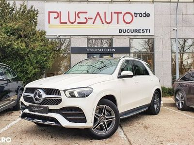 second-hand Mercedes GLE300 GLE