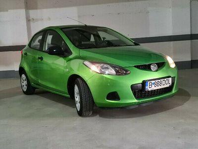 second-hand Mazda 2 1.3i 17000km!!!