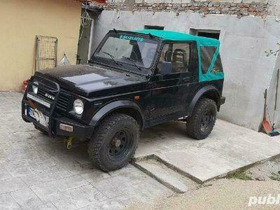 second-hand Suzuki Samurai sj