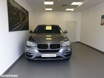 second-hand BMW X6 xDrive30d