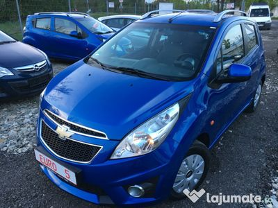 second-hand Chevrolet Spark 2012-EURO 5-Climatronic-Posibilitate RATE-