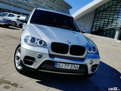 second-hand BMW X5 FACELIFT 2011 3.0d Xdrive 245cp EURO5