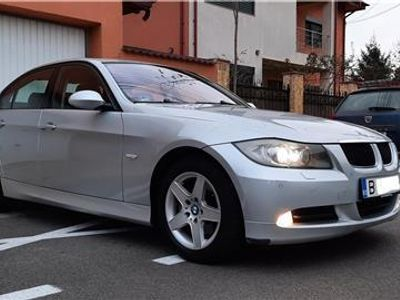 second-hand BMW 320 D * E90 * 2.0 Diesel 163 CP * Euro 4 * Proprietar * Inm RO *