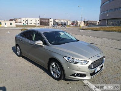 second-hand Ford Mondeo 2.0 180cp