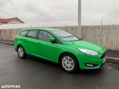 second-hand Ford Focus Turnier